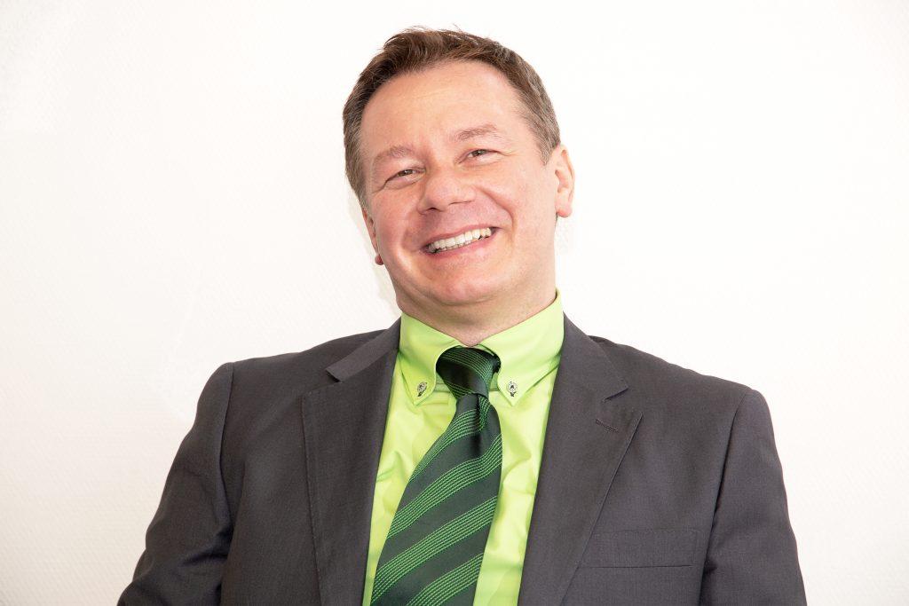 Experte für Finanzierungen und Immobilien Norbert Macioschek
